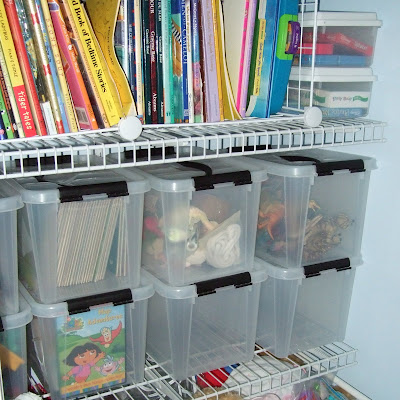 Organize It Cheap July 2008