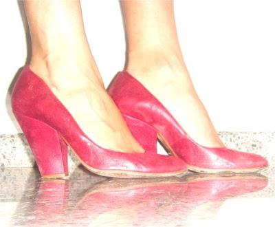 Zapatos, los Zapatos de Patricia