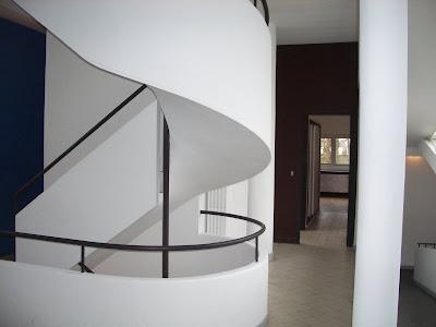 le blog de theoliane la villa savoye poissy. Black Bedroom Furniture Sets. Home Design Ideas
