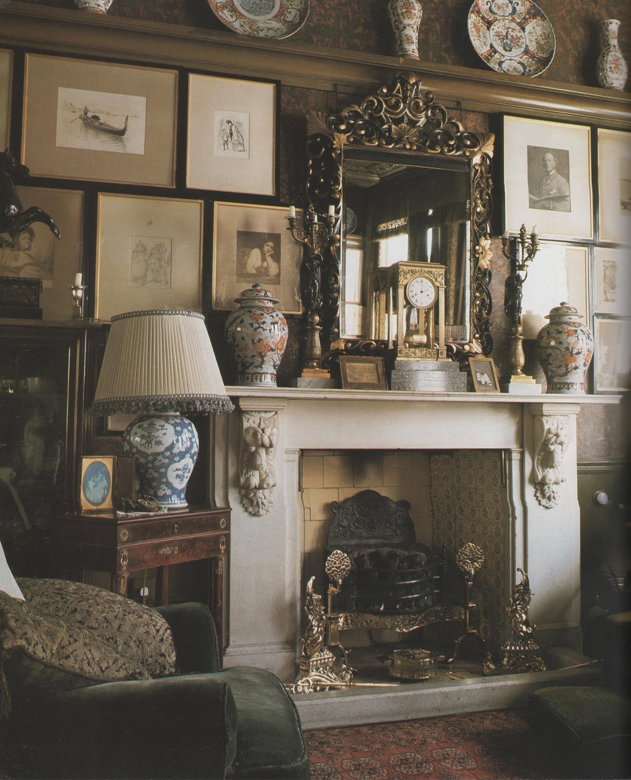 Victorian Drawing Room: Victorian Literature: A Victorian House