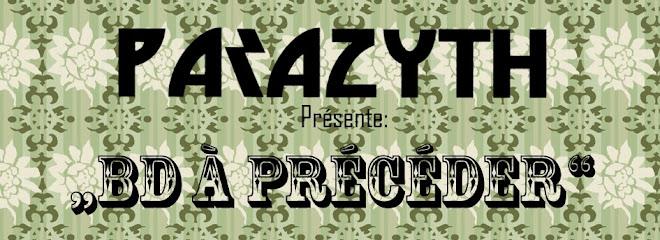Collectif Parazyth - Bande-dessinée à précéder