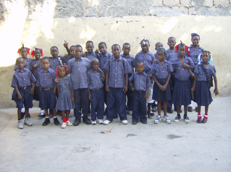 Orphanage Children Ready for School