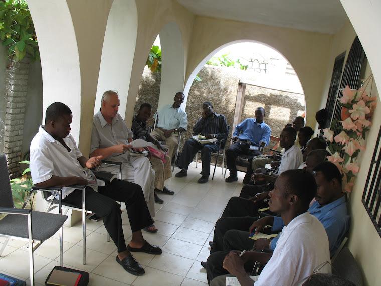 Pastor Training 2007