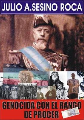"""Confirman genocidio contra Mapuche en """"Campaña del"""