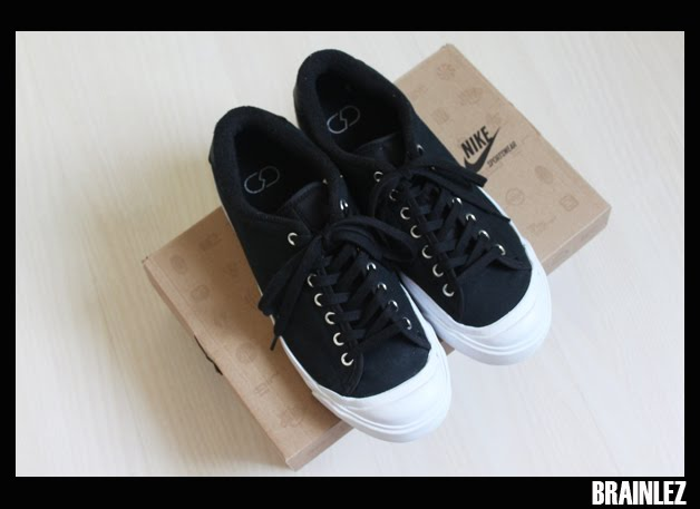 super popular a4ccb f6ade Fragment Design x NIKE all Court Low Black NEW