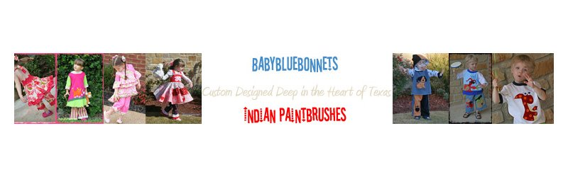 BabyBluebonnets and IndianPaintBrushes