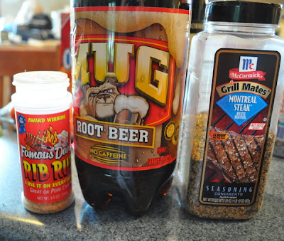 Seasonings, Rib Rub, Root Beer, Montreal Steak Seasoning
