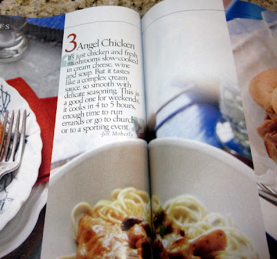 crock pot angel chicken magazine