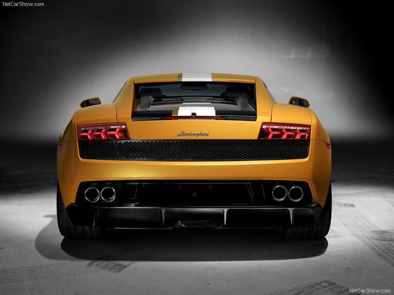 Wallpaper Mobil Sport Keren: Mobil Keren Lamborghini Gallardo Wallpaper