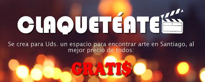 Claqueteate...