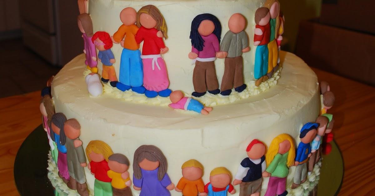 Cassie Green Cakes 75th Birthday Cake
