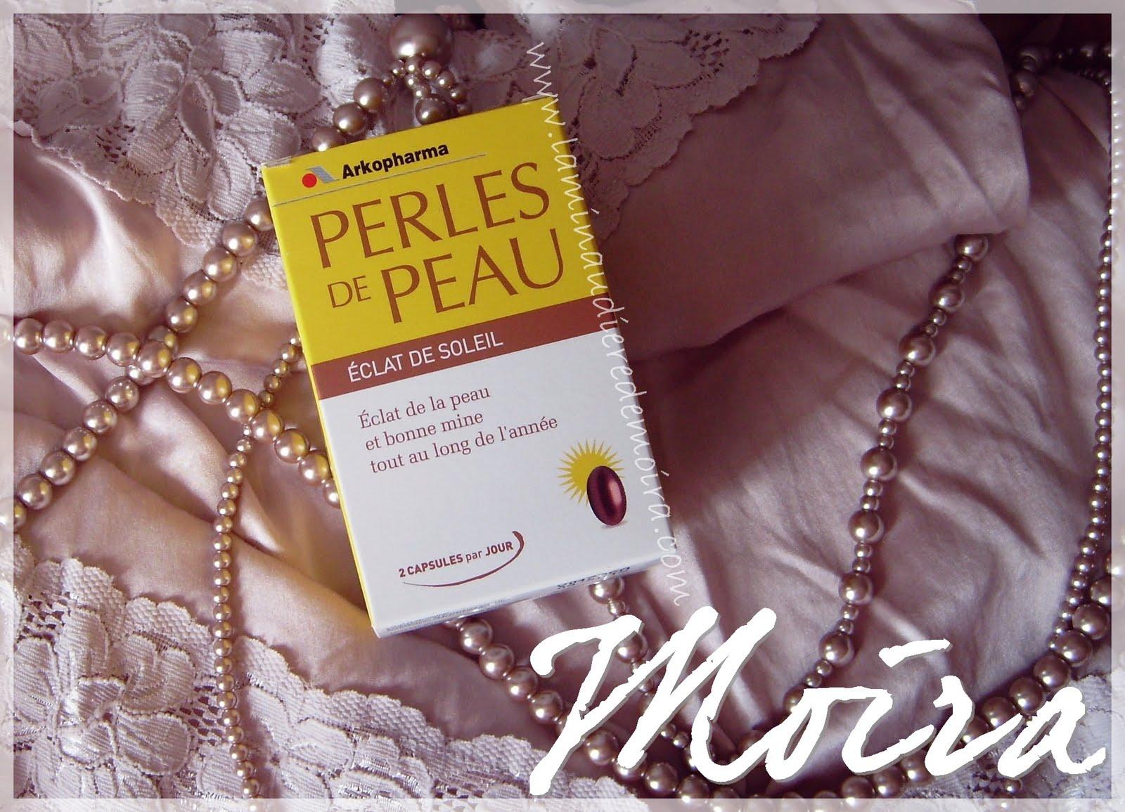 perles de peau eclat de soleil