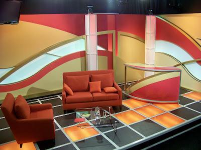 Tv With Thinus November 2009