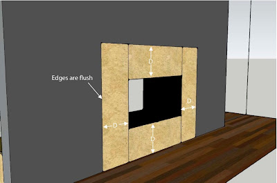 Ecclesia Domestica: Fireplace design