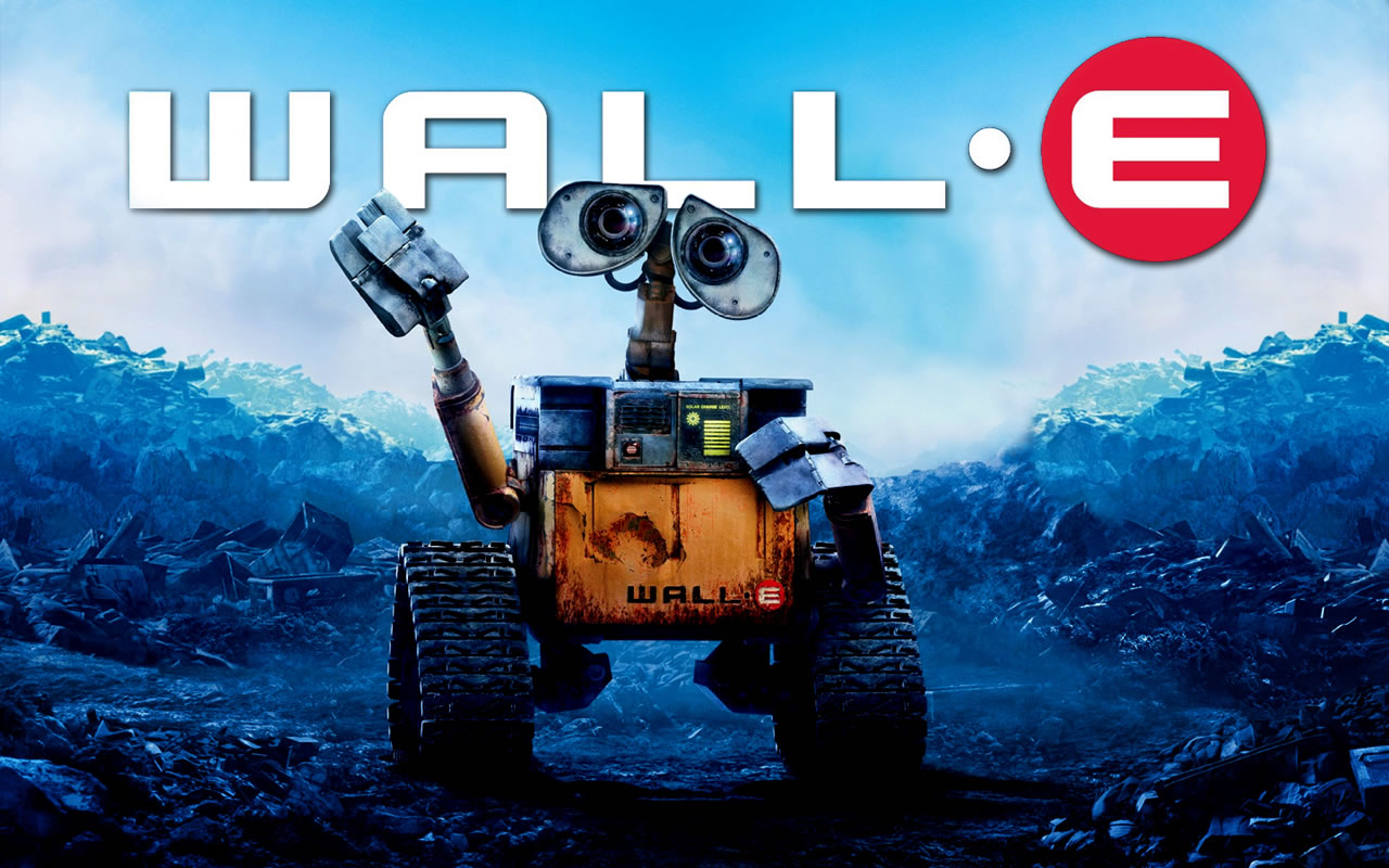 SoftTechMedia: WALL-E 720P BLUE RAY