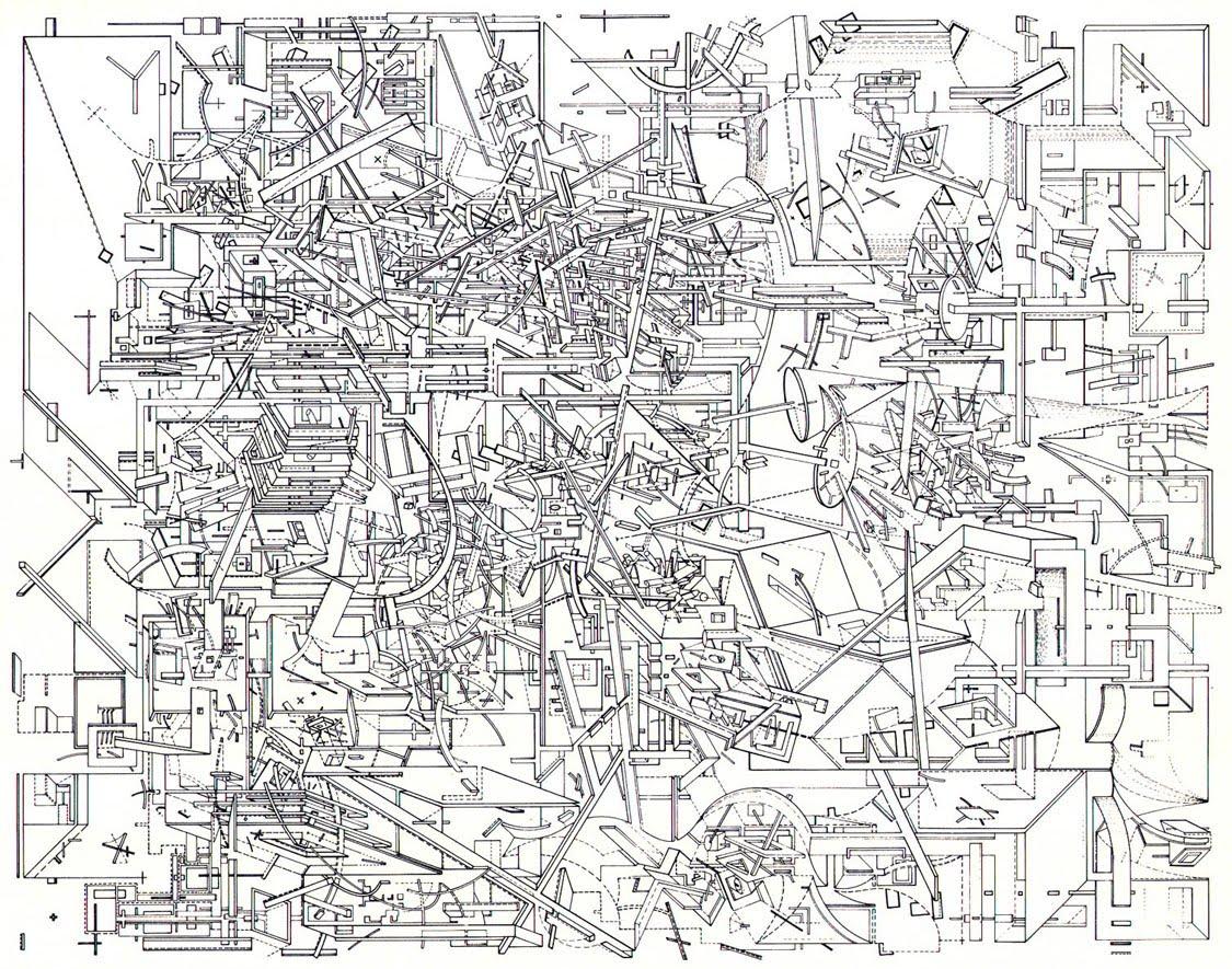 The Dislocation Of Private Cityscape