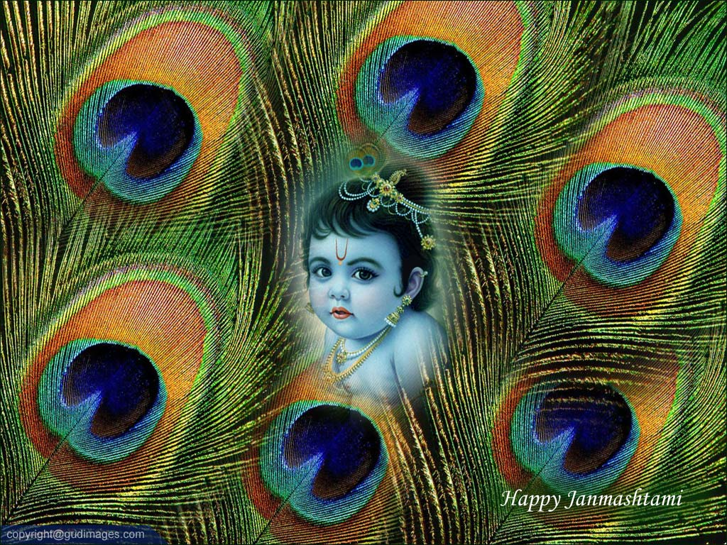 Janmashtami Is The Birthday Of Lord Krishna The Most Famous God Of The