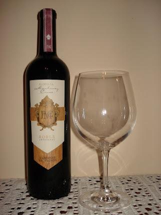 Vinos Flia Martinez Croce Roble