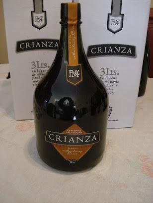 Botellon de 3 Lts. Flía. Martinez Croce
