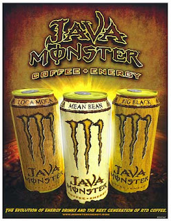 java monster drink