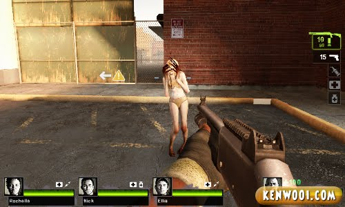 witch left 4 dead