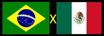 Assistir Brasil x México ao vivo em amistoso as 22h30