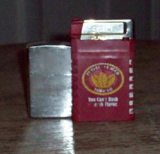 Lightersville: Winston Select Lighter