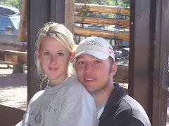Jordon and Caroline
