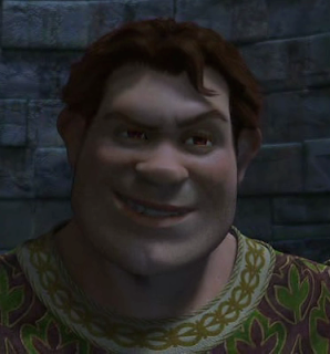 shrek picture from answers comShrek 3 Human