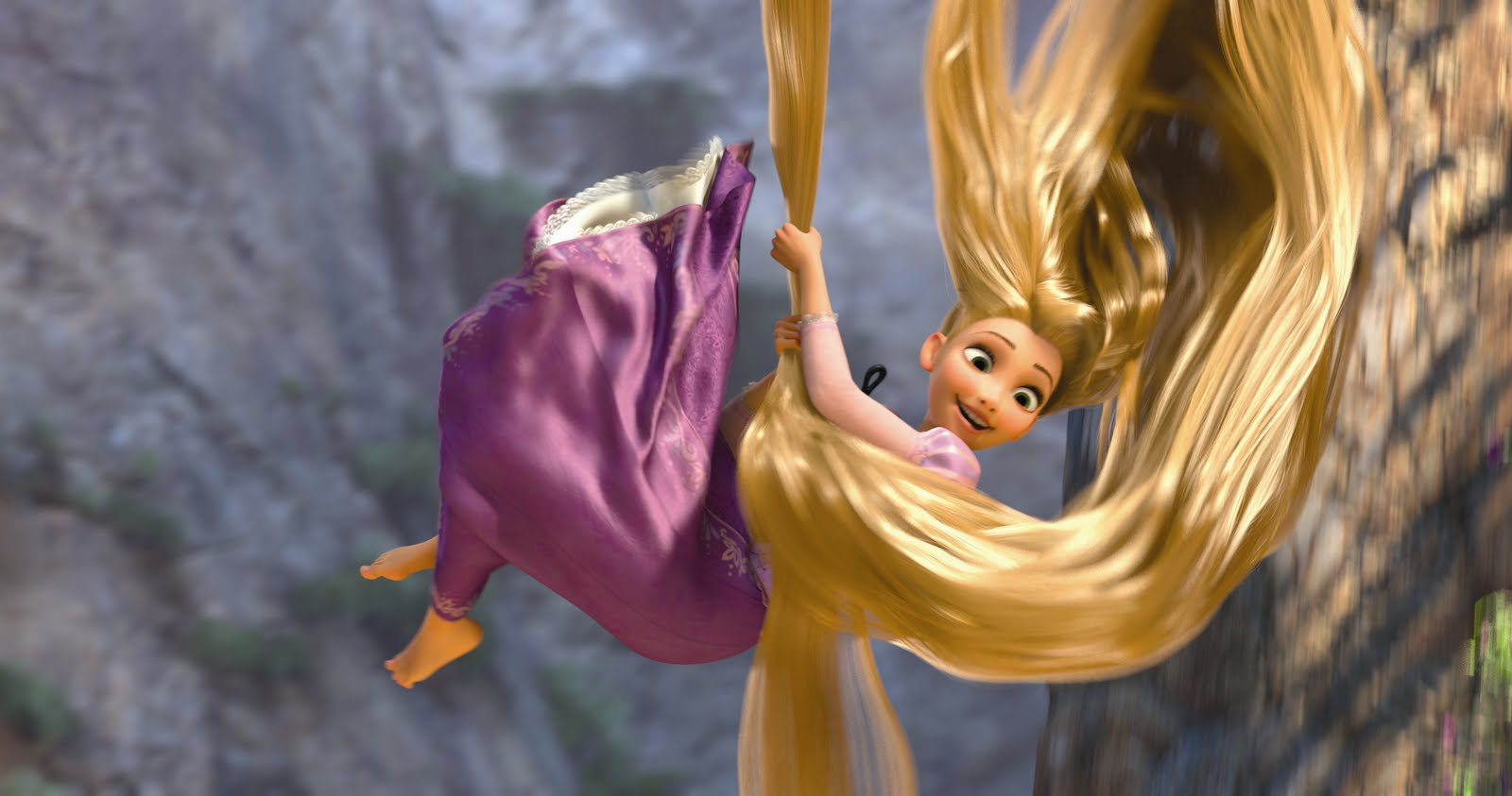 Tangled Rapunzel Teaser Trailer Figure This New Featurette Of Introduces