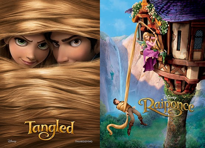 Tangled New Movie Trailer