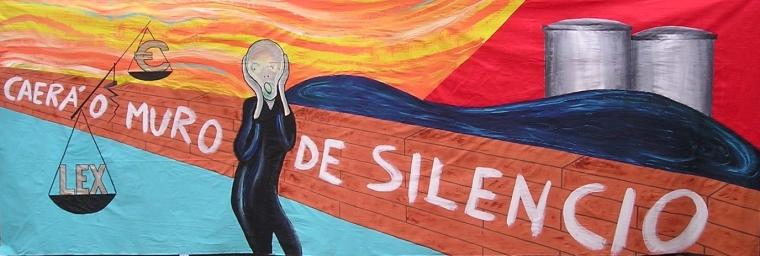 """Solidariedade coa Plataforma Veciñal """"O Cruceiro de Meá"""""""