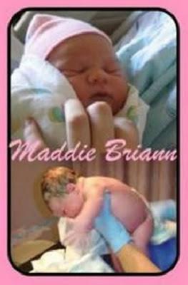 Foto de la hija de Jamie Lynn Spears: Maddie Briann