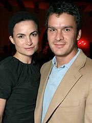 Foto de Balthazar Getty y Rosetta Millington