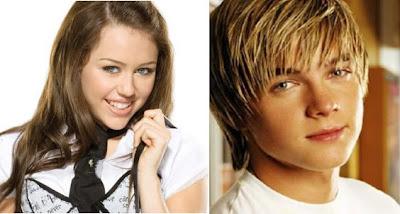 foto de Miley Cyrus y Jesse McCartney