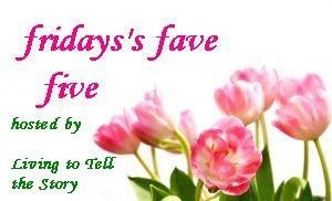 In The Warm Hold Of Your Loving Mind Friday S Fave Five