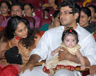 actor-ajith-shalini-kid-anushka-real-life-personal-photo