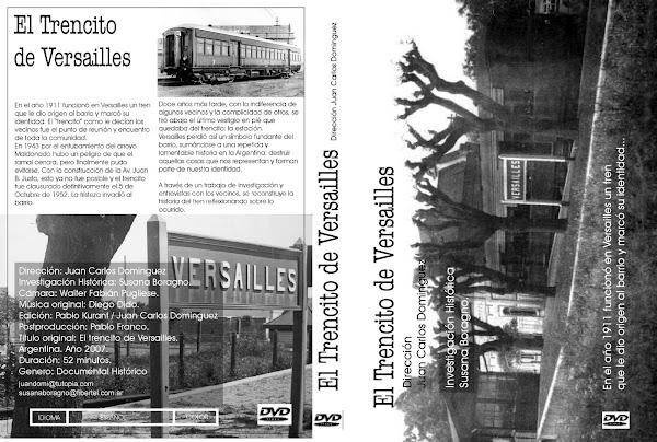 Tapa original del DVD