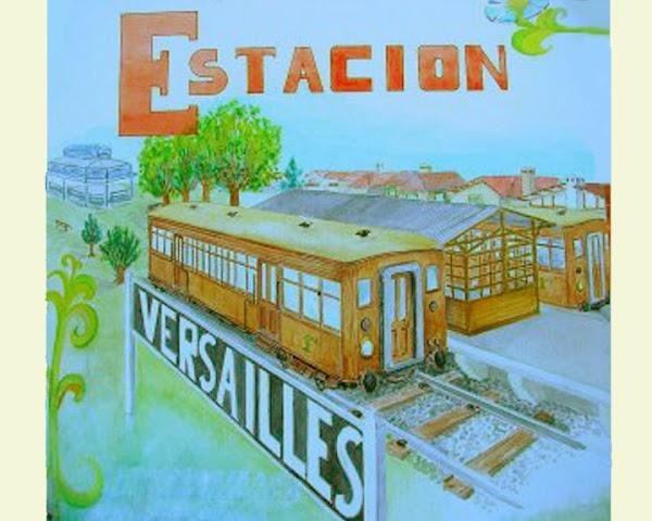 Proyecto Estacion Versailles