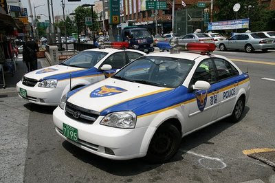 Fresh Pics: 50 Police Cars from Around the World