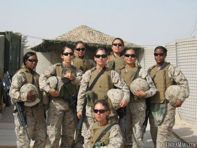 Us military girls