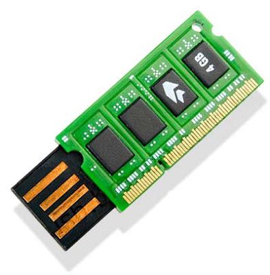 USB Flash Drives & Memory Cards