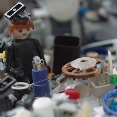 Retratos de lixo por Freeman Zac 14