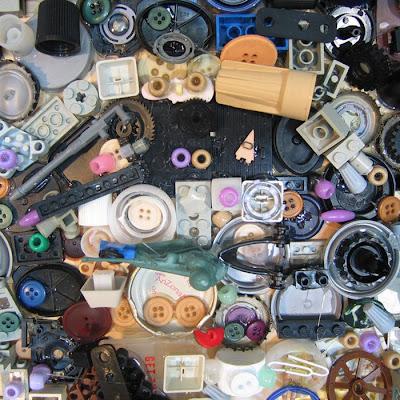 Retratos de lixo por Freeman Zac 12