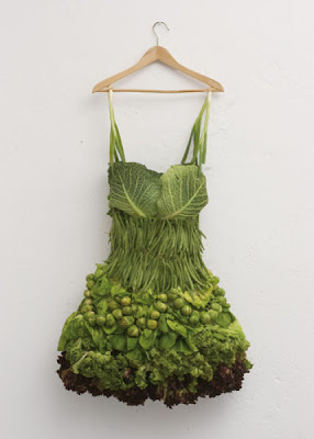 Esculturas de comida por Sarah Illenberger 35