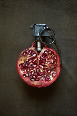 Esculturas de comida por Sarah Illenberger 2