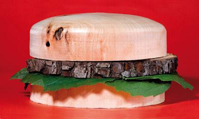 Esculturas de comida por Sarah Illenberger 1