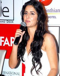 Katrina Kaif launches Photo Gallery