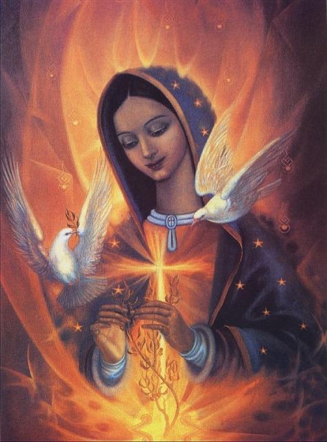 Mateo Virgen De Guadalupe