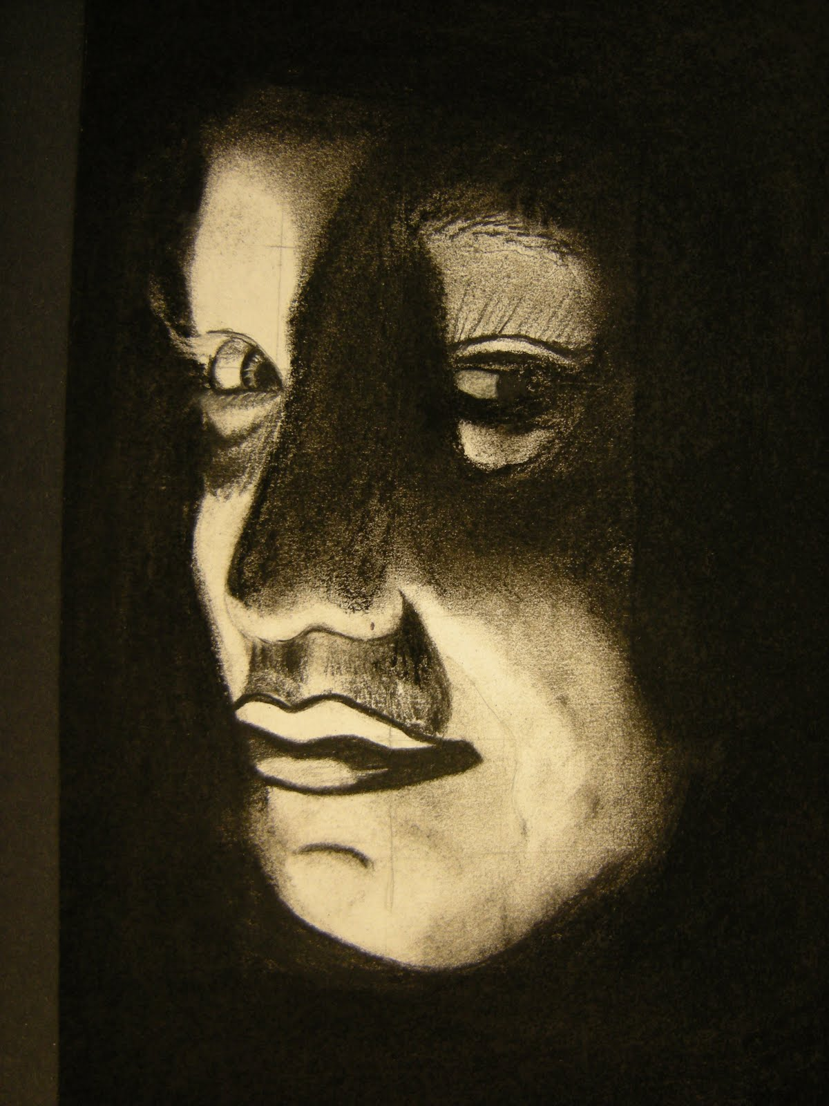 Project 2 Self Portrait: Reflections